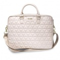 "GUCB15QLPK Guess Quilted Obal pro Notebook 15"" Pink"