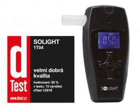Alkohol tester SOLID 1T04