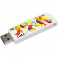 USB FD 16GB CL!CK WHITE USB 2.0 GOODRAM